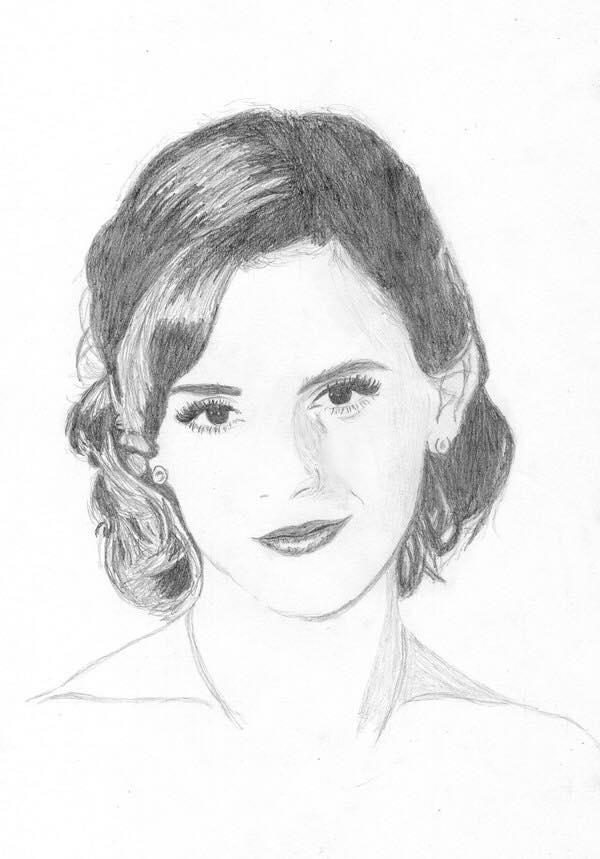 Emma Watson by manonw08